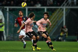 Palermo vs. Genoa