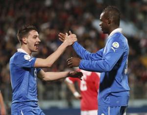 Qualificazioni Coppa del Mondo 2014 - Malta vs. Spagna